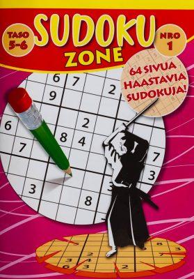 Sudoku Zone (nro 1)