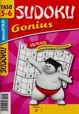 Sudoku Samurai (nro 6)