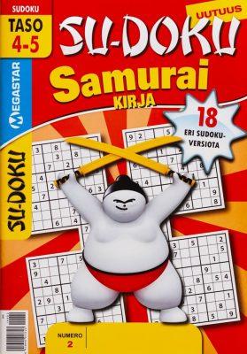 Sudoku Samurai (nro 2)